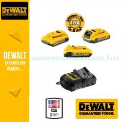 DeWalt DCB115D3-QW XR 18V 2.0Ah Akku pakk