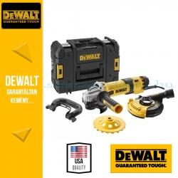 DeWalt DWE4257KT-QS Beton felületcsiszoló készlet