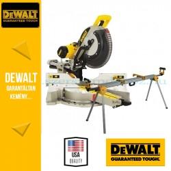DeWalt DWS780SET-QS Gérfűrész álvánnyal