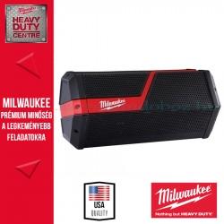 Milwaukee M12-18 JSSP-0 Bluetooth hangszóró