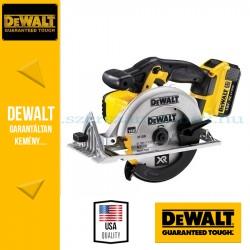 DeWalt DCS391M2-QW XR 18V Li-Ion Akkus körfűrész