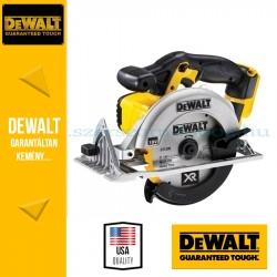 DeWalt DCS391N-XJ XR 18V Li-Ion Akkus körfűrész
