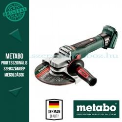 Metabo WB 18 LTX BL 180 Akkus sarokcsiszoló alapgép