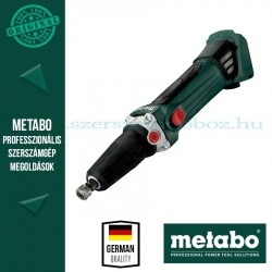 Metabo GA 18 LTX Akkus egyenescsiszoló