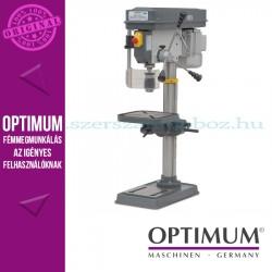 Optimum B20 Asztali- és oszlopos fúrógép 400V
