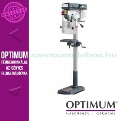 Optimum B25 Asztali- és oszlopos fúrógép