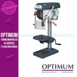 Optimum B23 Pro Asztali- és oszlopos fúrógép