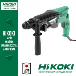 Hitachi (HiKOKI) DH24PH SDS-Plus Fúró-vésőkalapács