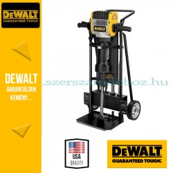 DeWalt D25981K-QS Bontókalapács szállítókocsival