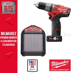 Milwaukee M12 SET2I-421C SET Erőcsomag