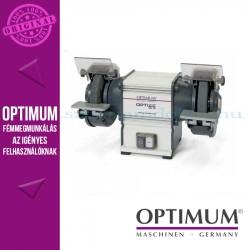 Optimum GU 20 Köszörűgép (400 V)