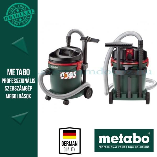 Metabo ASA 32 L Száraz-nedves porszívó
