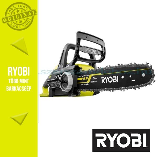 Ryobi OCS1830 Szénkefementes akkus láncfűrész