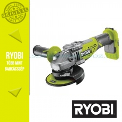 Ryobi R18AG7-0 Szénkefementes sarokcsiszoló