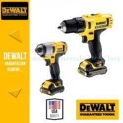DeWalt DCK216D2T-QW Fúró-csavarozó