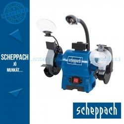 Scheppach BG150 Kettős köszörű
