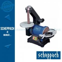 Scheppach BTS700 Szalag és tányéros Csiszológép