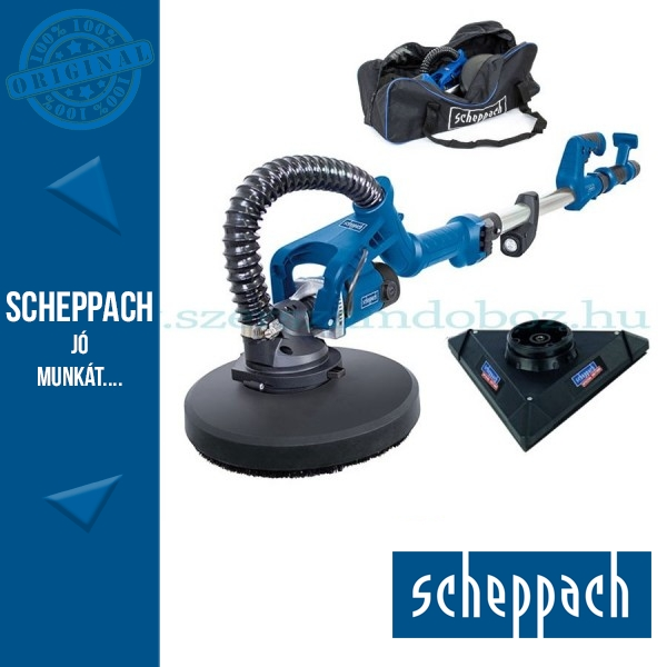 Scheppach DS930 Falcsiszoló