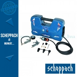 Scheppach Air Case Táskakompresszor