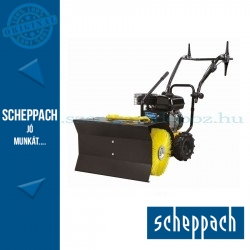 Scheppach SC2400P Seprőgép + hóeke