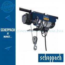 Scheppach HRS400 Csörlő-emelő