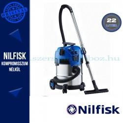 Nilfisk-ALTO MULTI II 22 T INOX nedves-száraz porszívó