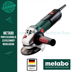 Metabo WE 15-125 Quick Sarokcsiszoló Limited Edition