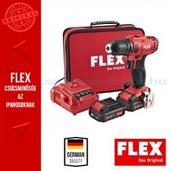 Flex DD 2G 10.8 LD Akkus fúró-csavarbehajtó