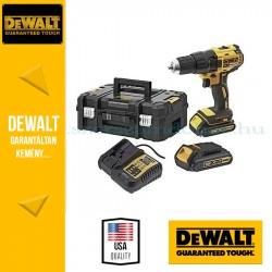 DeWalt DCD777S2T-QW Fúró-csavarozó