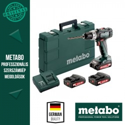 Metabo BS 18 L Set Akkus fúró-csavarozó
