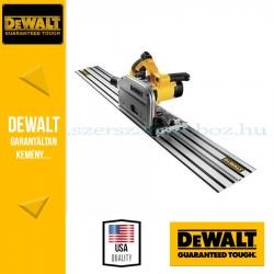 DeWalt DWS520K Merülőfűrész+DeWalt DWS5022 vezetősín