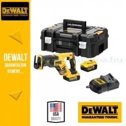 DeWalt DCS367P2-QW 18V XR Kefe nélküli kardfűrész készletben