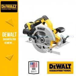 DeWalt DCS570P2-QW 18V XR kefe nélküli 184mm körfűrész készletben