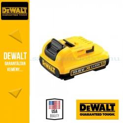 DeWalt DCB127-XJ akkumulátor 10,8V 2,0Ah