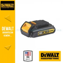 DeWalt DCB181-XJ XR Akkumulátor 18V/1,5Ah