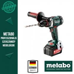 Metabo BS 18 LTX Impuls 2x4,0 Ah fúró-csavarozó + Metabo bit készlet