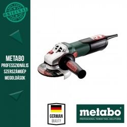 Metabo W12-125 Q Limited Edition Sarokcsiszoló