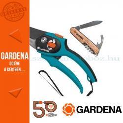 Gardena Comfort Metszőolló + zsebkés