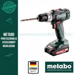 Metabo BS 18 L Akkus fúró-csavarozó