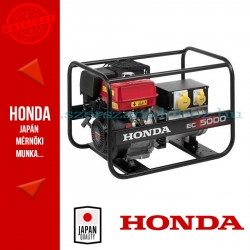 Honda EC 5000 Áramfejlesztő