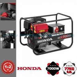 Honda ECT 7000 Áramfejlesztő