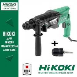 Hitachi (HiKOKI) DH24PH SDS-Plus Fúró-vésőkalapács gyorstokmánnyal
