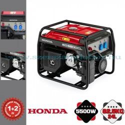 Honda EG 5500 Áramfejlesztő