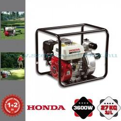 Honda WH 20 Nagynyomású benzinmotoros szivattyú