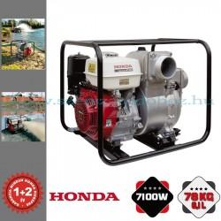 Honda WT 40 Benzinmotoros Zagyszivattyú