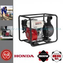 Honda WMP 20 Benzinmotoros Vegyi anyag szivattyú