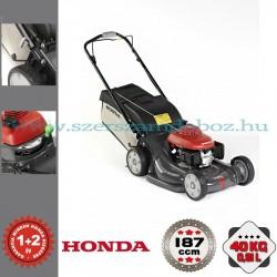 Honda HRX 537 VKE Benzinmotoros Önjáró Fűnyíró