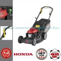 Honda HRX 537 VY Benzinmotoros Önjáró Fűnyíró