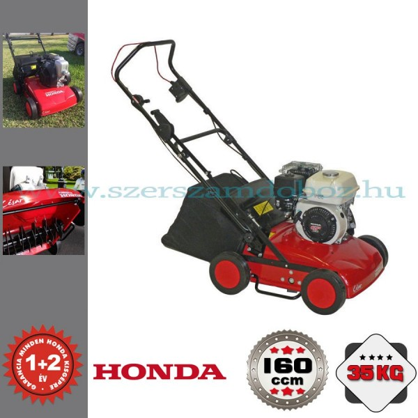 Honda César 40 H Benzinmotoros Gyepszellőztető