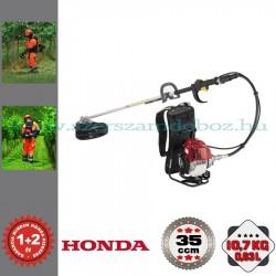 Honda UMR 435 L Benzinmotoros Fűkasza